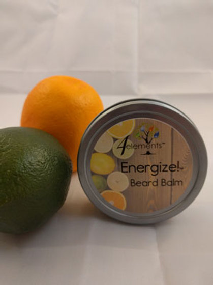 Energize! Beard Balm