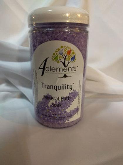 Tranquility Mineral Bath Soak