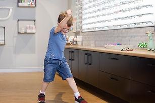 choosing glasses for kids