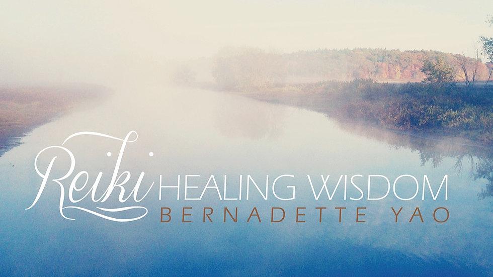 CD - Reiki Healing Wisdom