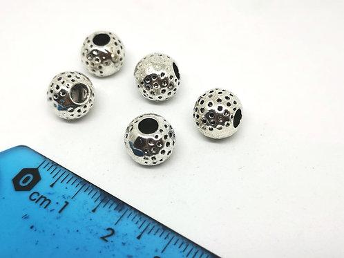Perlen antiksilber