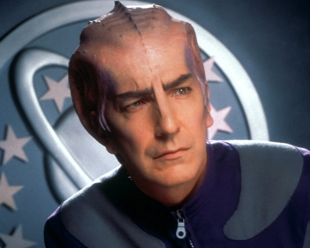 Alan Rickman 'Galaxy Quest'