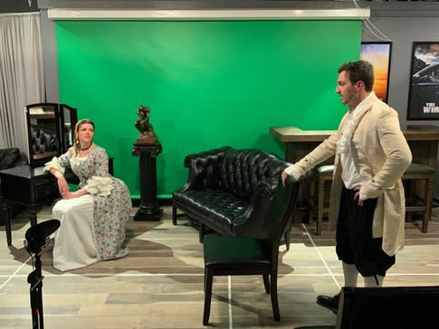 'Dangerous Liaisons' Adult Scene Study