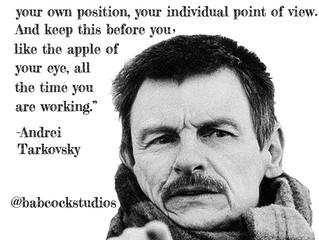 Andrei Tarkovsky Quote