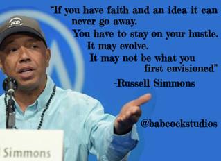 Russell Simmons - Faith And An Idea