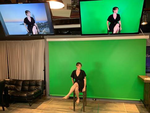 Colorado Acting Studio live zoom green s