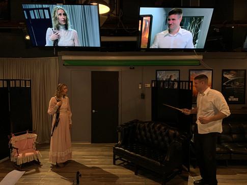 'Winchester' On-Camera acting scene in C