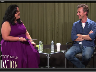 Actors on Acting: Edward Norton, SAG Conversations