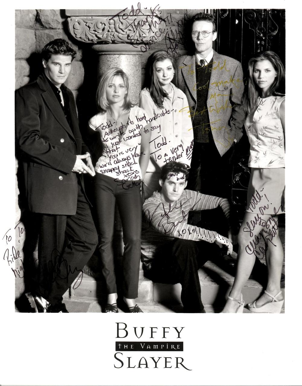 """Buffy the Vampire Slayer"" Todd Babcock"