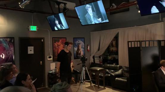 On-Camera Acting Class Denver 'Peaky Blinders' Scene.MOV