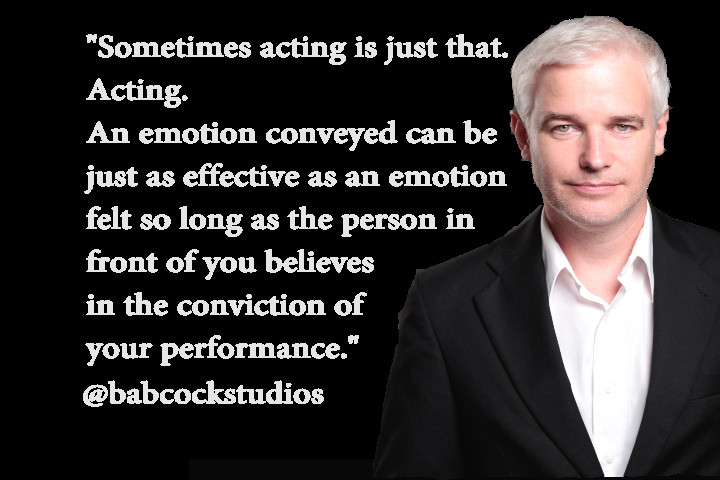 Babcock Studios of Denver Acting Meme