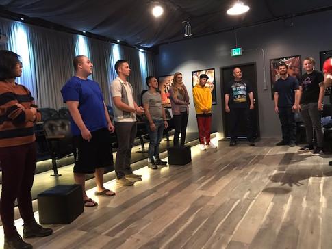 Acting Fundamentals Workshop in Denver Improv