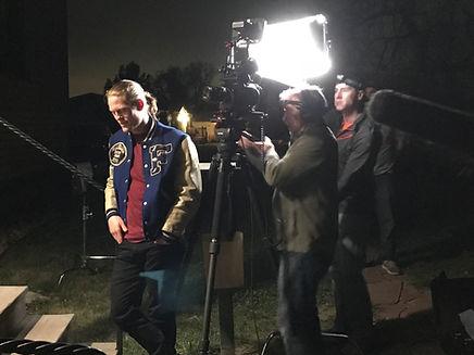 Denver Masters Film Production Class