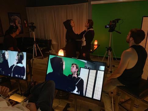 Denver Film Acting Class 'Dune' Scene