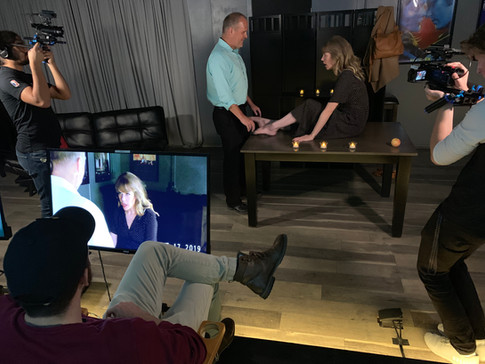 On-Camera Acting Class in Denver 'What Lies Beneath'