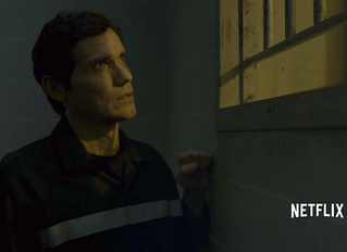 Down the Call-Sheet: Christian Camargo in 'House of Cards'