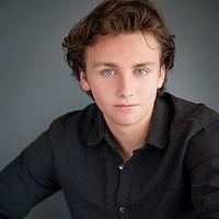 Elliot James Moore Pasadena Acting Student