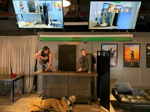 'The Walking Dead' Denver On-Camera acti
