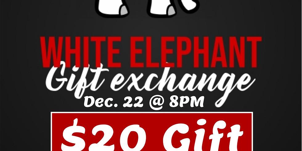 White Elephant Gift Exchange - $25 Limit (1)