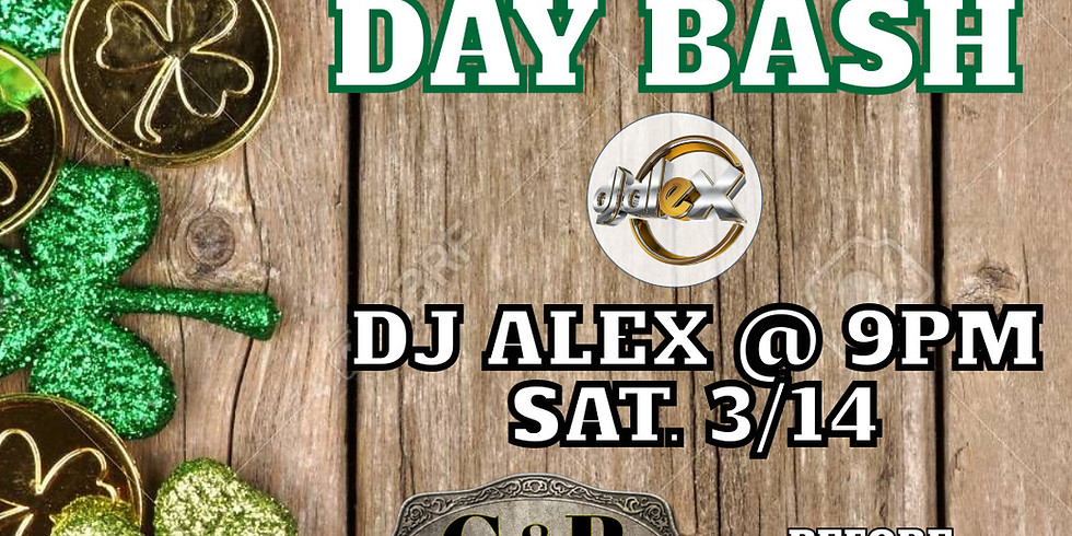 St. Paddy's Lucky Day Bash