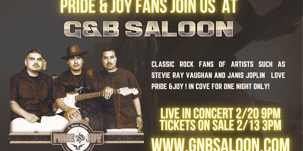 Pride&Joy Band LIVE Feb20