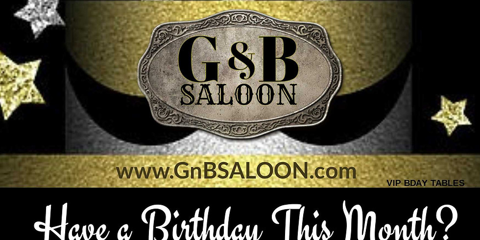 March 28th Birthday Event