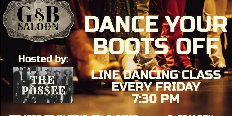 Country Line Dancing Class