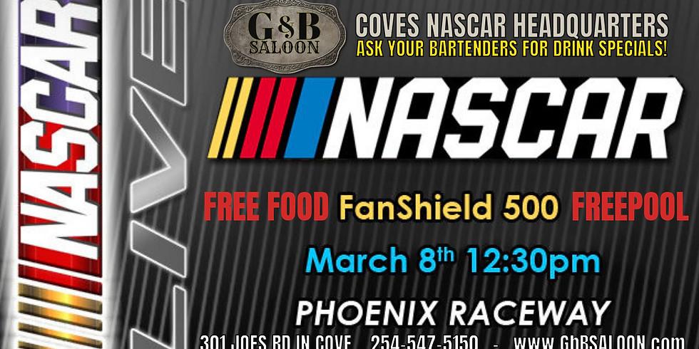 NASCAR FanShield 500 PHOENIX