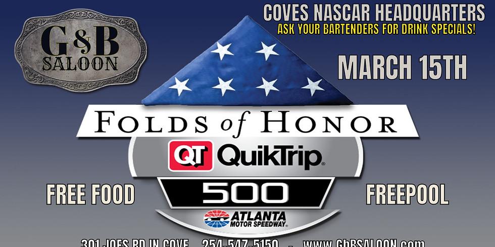 NASCAR Folds of Honor QuikTrip 500