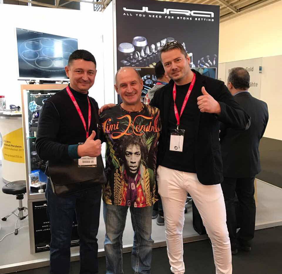 Výstava Mníchov 2017