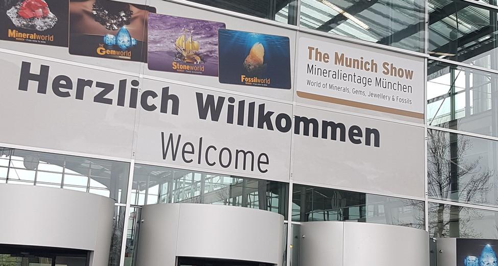 Výstava Mníchov GemWorld 2017