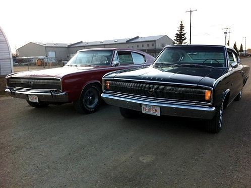 1966 Chargers - His & Hers