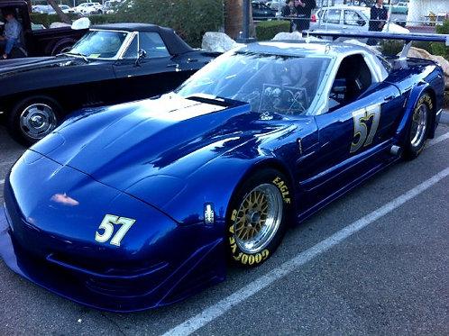 2004 Corvette Racecar