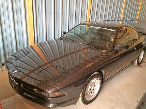 1991 BMW 850 - Black, Automatic