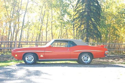 1970 GTO Judge Convertible