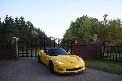 2007 Corvette 206 - Manual 6 Speed