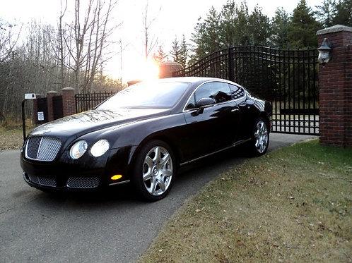2005 Bentley GT Mulliner