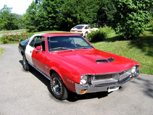 1970 Javelin Trans Am