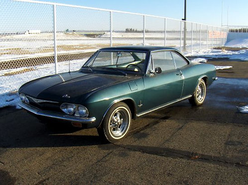 1969 Corvair Monza Spyder Turbo