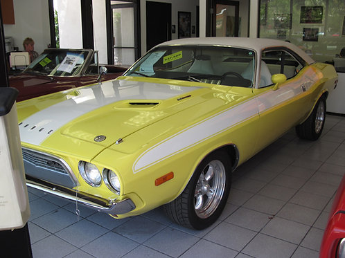 1973 Dodge Challenger 440 5 Speed