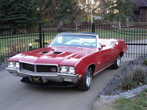1970 Buick GS 455 Stage One (Clone)