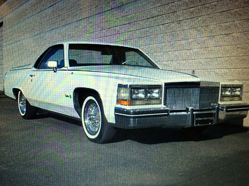 1984 Cadillac Pickup - Caddymino