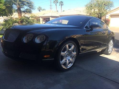 2012 Bentley GT Mulliner