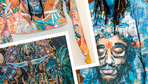 THE REEF MERCANTILE: SEPTEMBER FEATURED POP-UP ARTIST ° SYMPREZ