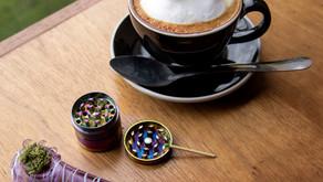 CANNABIS & COFFEE PAIRINGS: CAPPUCCINO, WHITE FIRE OG