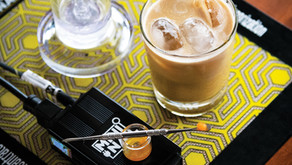 CANNABIS & COFFEE PAIRINGS: 9 POUND HAMMER, COLD BREW