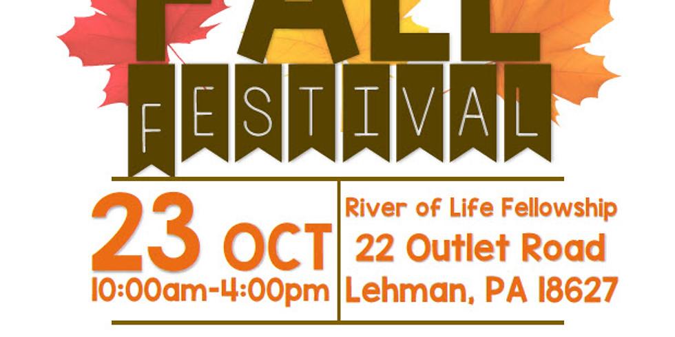 2021 Fall Festival