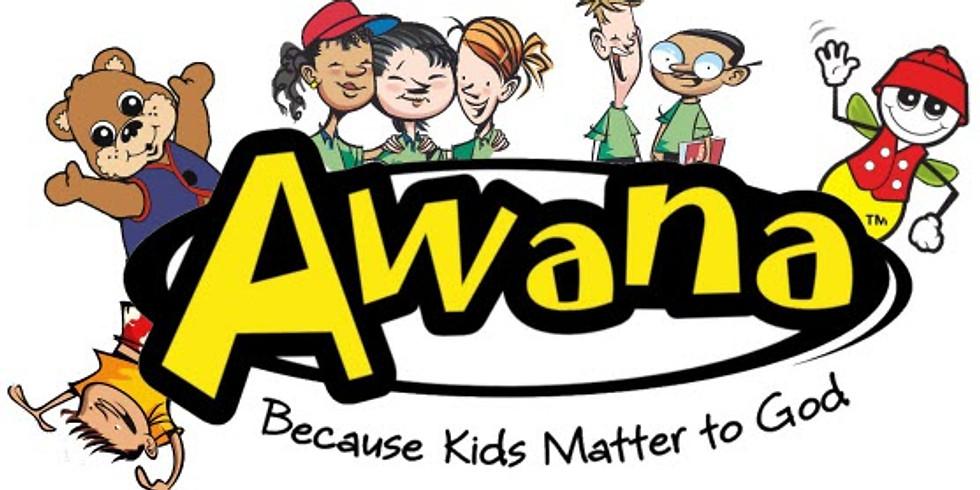 Awana Children's Ministry: 2020-2021