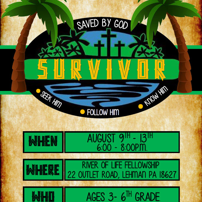 2021 VBS (Survivor)