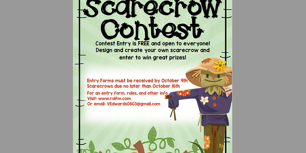 2021 River of Life Scarecrow Contest